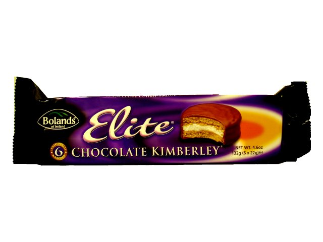 Bolands Elite Choc Kimberley Biscuits