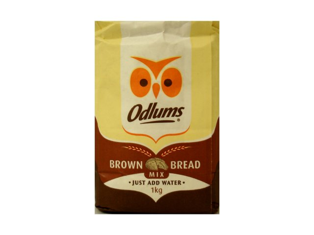 Odlums Brown Soda Bread Mix - Click Image to Close