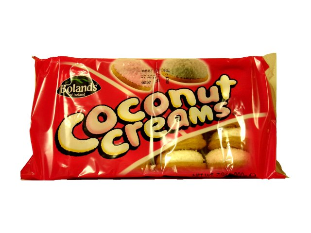 Bolands Coconut Creams