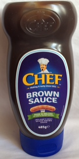 Chef Brown Sauce - Large - Click Image to Close