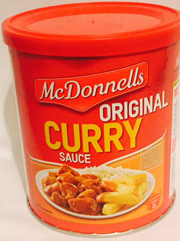 McDonnells Original Curry Sauce