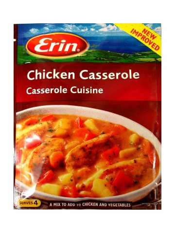 Erin Chicken Casserole