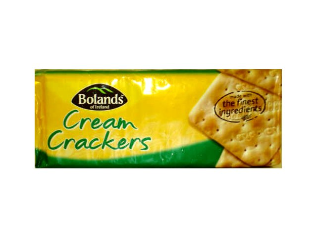 Bolands Cream Crackers