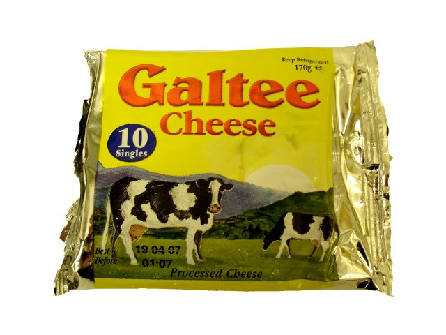Galtee Cheese Slices ( 10 Slices )