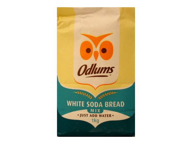 Odlums White Soda Bread Mix
