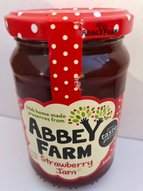 Abbey Farm Strawberry Jam