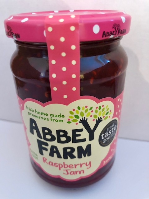 Abbey Farm Raspberry Jam