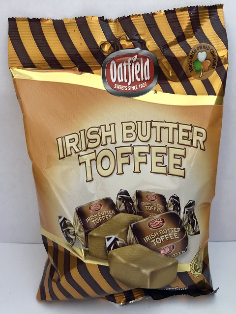 Oatfield Irish Butter Toffee Sweets