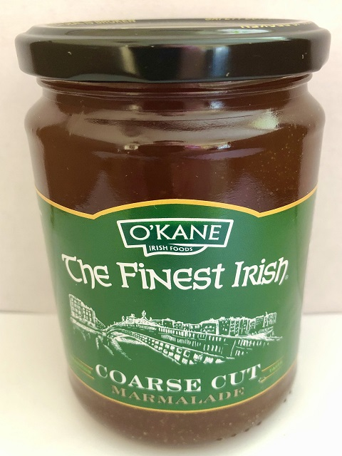 O'Kane The Finest Irish Coarse Cut Orange Marmalade