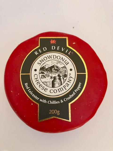 Red Devil - Chilli Cheese